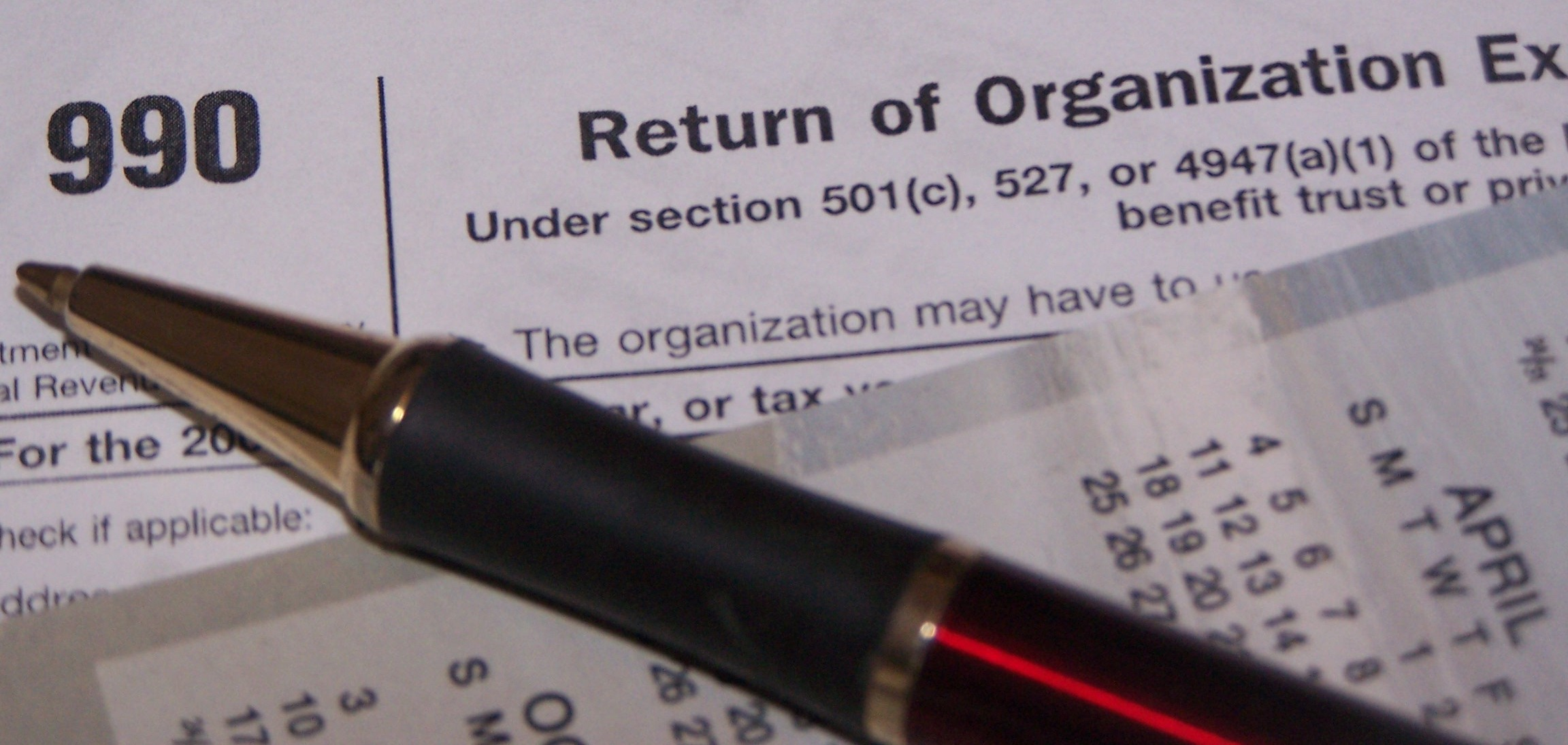 The form 990 its more than a required tax form greater new form990 falaconquin